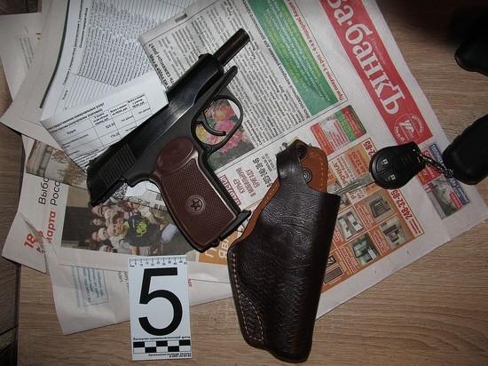 Экс-бизнесмен из Читы расстрелял соседа в спальном районе Новосибирска