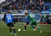 «Ротор» обыграл «Томь» со счетом 2:0
