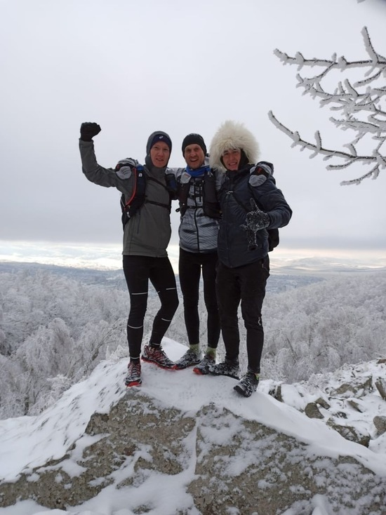 Спортсмен из Железноводска покорил шесть вершин Ставрополья