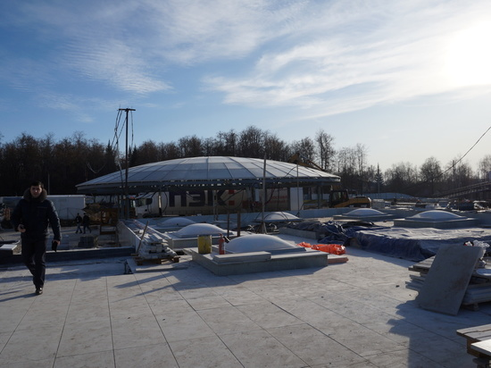 Со строившего музей космонавтики в Калуге подрядчика взыщут 118 млн
