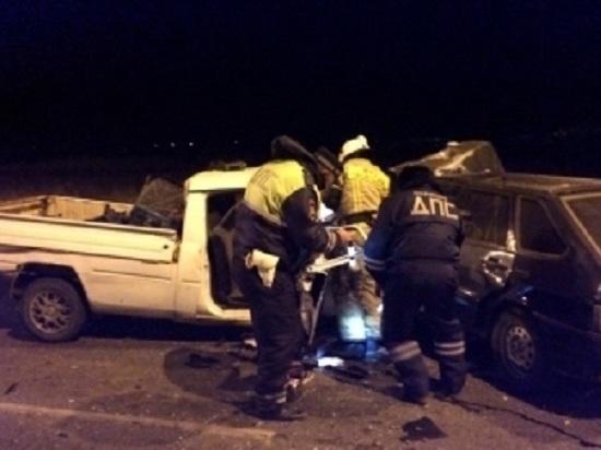 В Керчи пять человек оказались в больнице в результате ДТП на шоссе