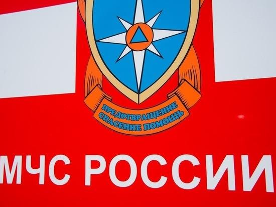 В Волгоградской области при пожаре в бане пострадали люди