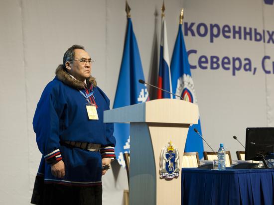Сергей Харючи рассказал о становлении ассоциации «Ямал – потомкам!»