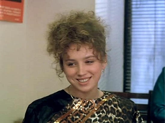 Дебютный фильм Натальи Щукиной случился, когда ей было всего 15 лет