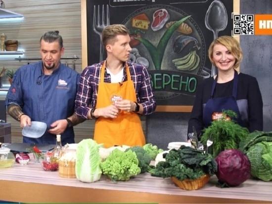 Тамбовчанка рассказала на НТВ о квашенной капусте