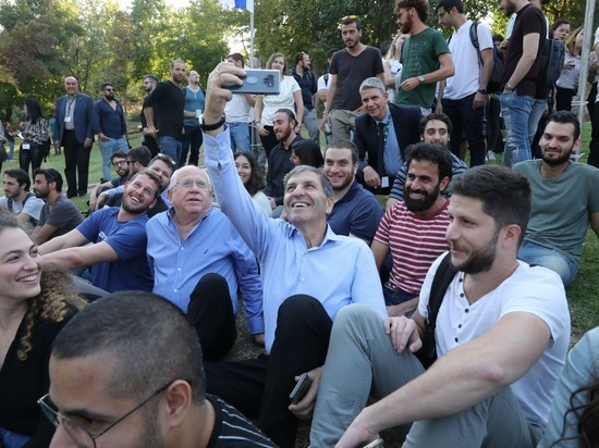 Еврейский Национальный Фонд выдал стипендии 350 студентам