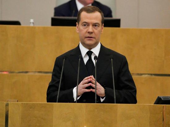 Медведев уволил главу государственного мусорного оператора