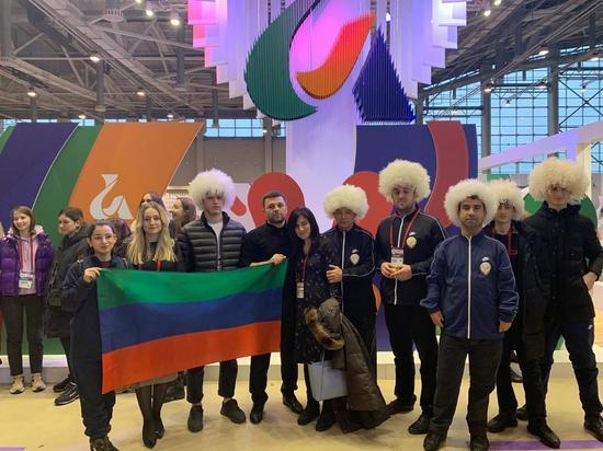 Дагестанская сборная завоевала 5 медалей