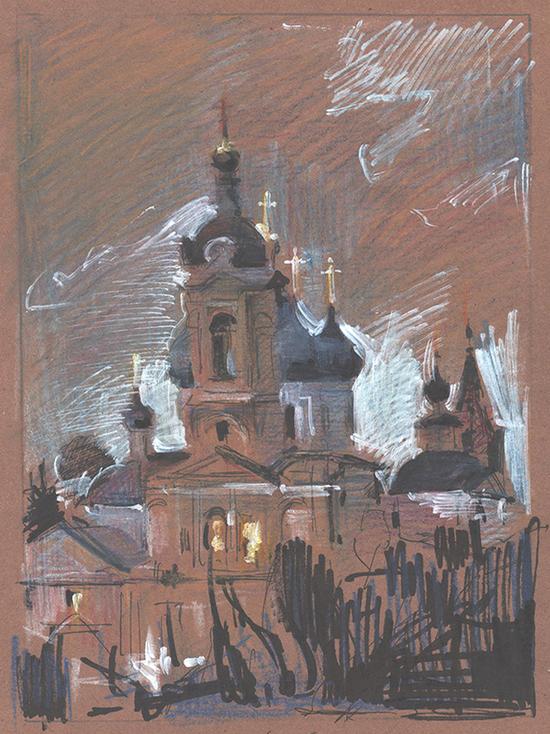 Какие храмы можно увидеть в ста километрах от Москвы