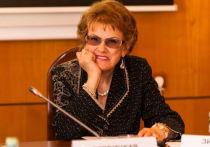 Скончалась автор проекта «Давайте говорить как петербуржцы» Людмила Вербицкая