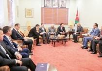 Министр сельского хозяйства РФ пригласил делегацию Иордании принять участие в ПМЭФ-2020