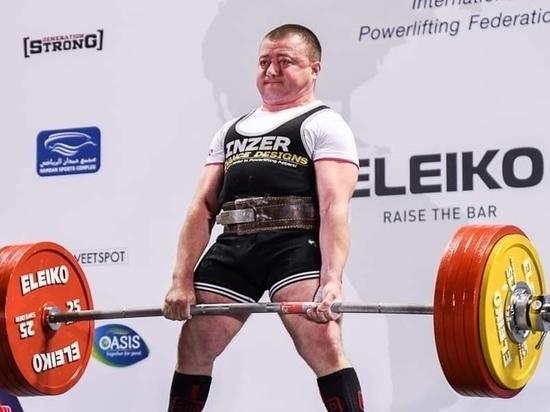 Сборная России по пауэрлифтингу стала чемпионом мира в командном зачете