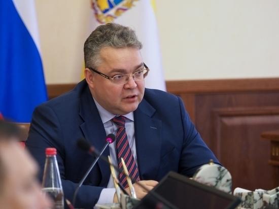 Владимир Владимиров: Безопасность детей – приоритет Ставрополья