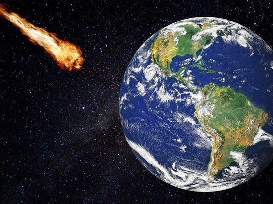 NASA назвало даты возможного столкновения Земли с гигантским астероидом Апофис