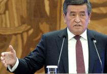 Сооронбай Жээнбеков: «Цифровизация – главный инструмент борьбы с коррупцией»