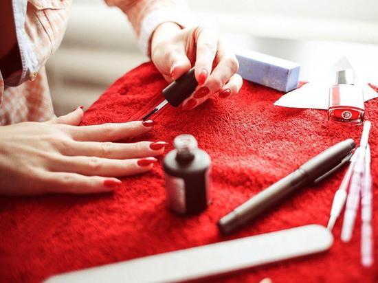 Лак для ногтей объявлен опасным для жизни