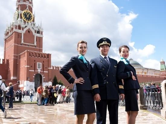Летим в Москву из Якутска за 9500 рублей