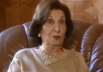 На 94-м году жизни умерла знаменитая разведчица-нелегал Гоар Вартанян