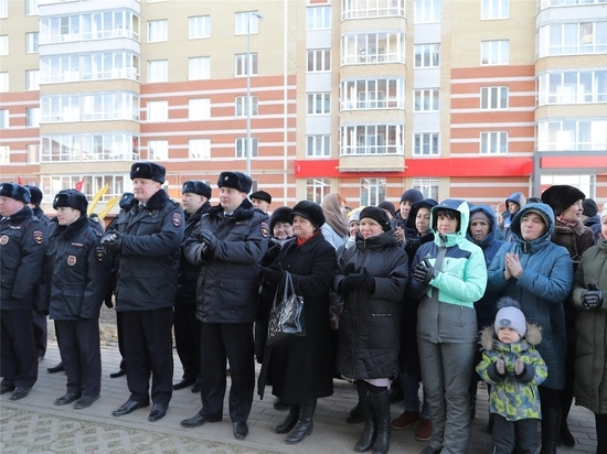 В Чебоксарах открылся очередной участковый пункт полиции