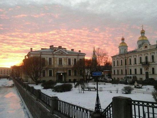 Колесов рассказал, какую погоду ждать в Петербурге на Новый год