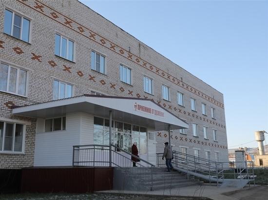 Канашская центральная районная больница получает новый облик
