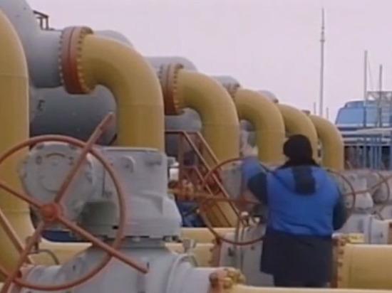 Киев продолжит закачивать российский газ при отсутствии нового контракта