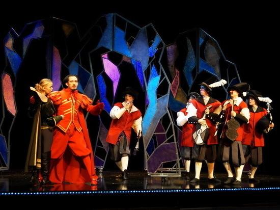 27 ноября театр кукол покажет в Йошкар-Оле «Двенадцатую ночь»