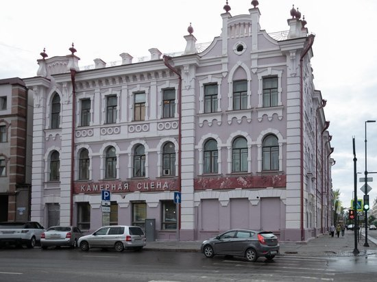 Камерную сцену театра Пушкина передают театру кукол
