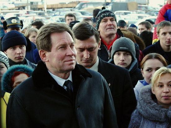 У 75-летнего бывшего губернатора Петербурга родился сын