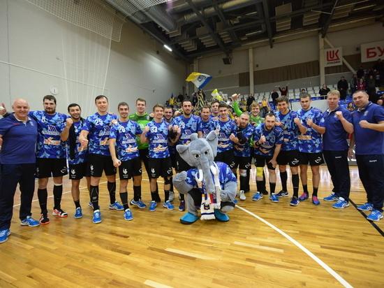 Гандболисты из Ставрополя вошли в 1/8 финала «Кубка вызова»
