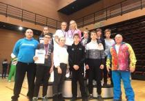 Ставропольские бадминтонисты привезли медали из Орла