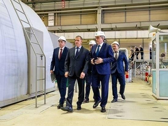 На берегу Татарского пролива открыта новейшая ГРЭС-2