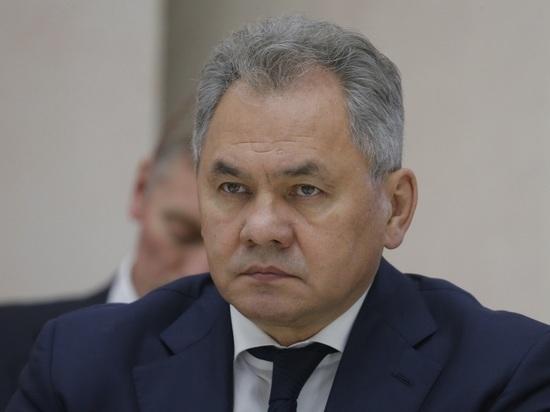 Шойгу обсудил с главой Минобороны Франции ситуацию в Сирии
