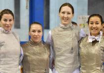 Уфимские спортсменки завоевали серебро Кубка мира по рапире
