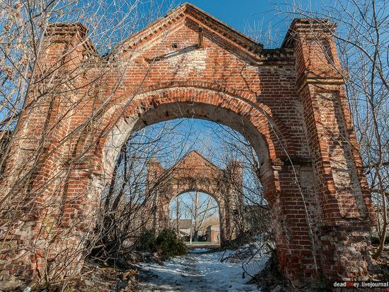 У заброшенных имений в Черноземье появился шанс на возрождение