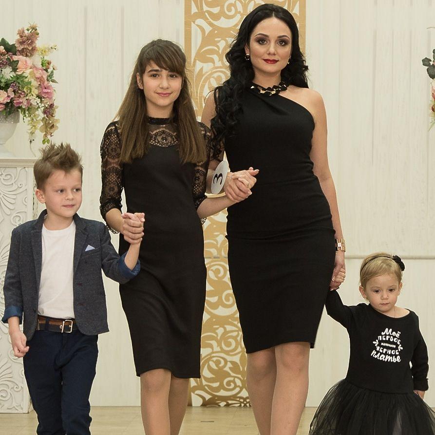 Мать троих детей из Крыма признали самой красивой женщиной в Европе