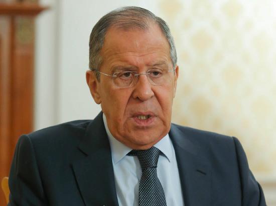 Лавров заявил, что Россия будет отстаивать