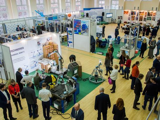 Промышленно-инновационный форум начал работу в Калуге