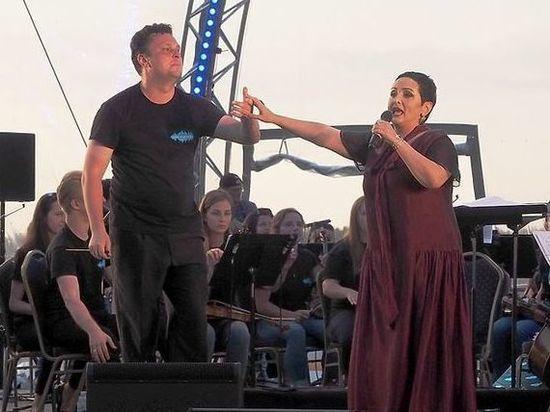 Этери Бериашвили споет на юбилее Таврического оркестра