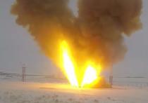 Супер-секретный ракетный комплекс «Авангард» с гиперзвуковой боеголовкой впервые показали американцам