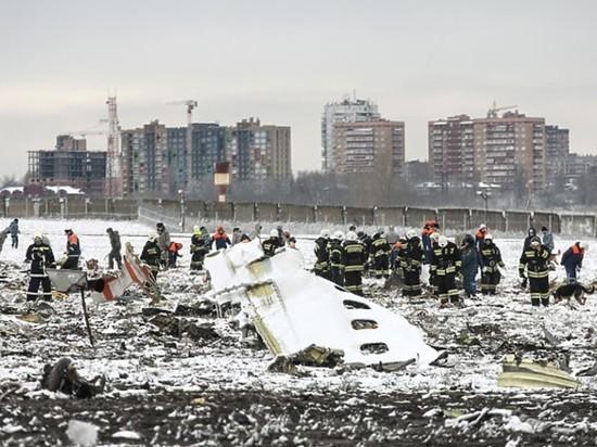 МАК назвал причину крушения Boeing в Ростове-на-Дону