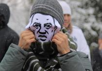 Мирные акции протеста против коррупции и воровства прошли в Кыргызстане
