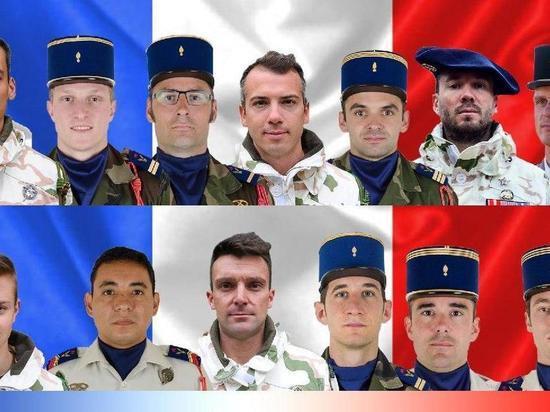 В Мали погибли 13 французских военнослужащих