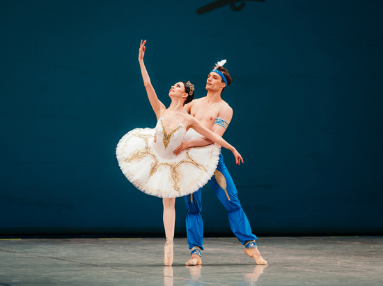 В бурятском балете «Красавица Ангара» впервые станцуют солисты из Москвы