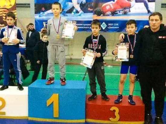 Открытый турнир по вольной борьбе принес ивановцам четыре медали