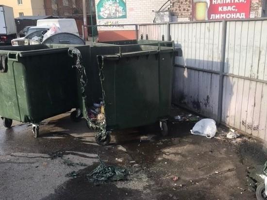 Глава «Олерон+» заявил об умышленном поджоге контейнеров в Чите