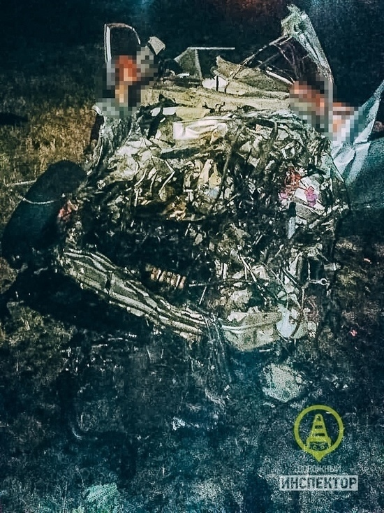 Водитель и пассажир Chevrolet погибли в ДТП под Тосно