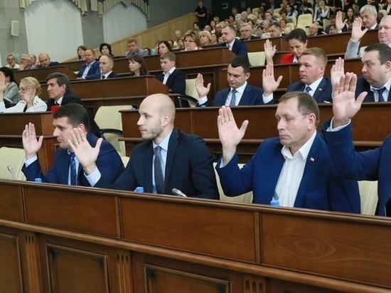 Барнаульские депутаты снова подали неверные декларации о своих доходах
