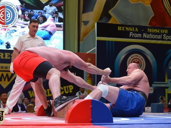 В Тверской области пройдет всероссийский турнир  по мас-рестлингу
