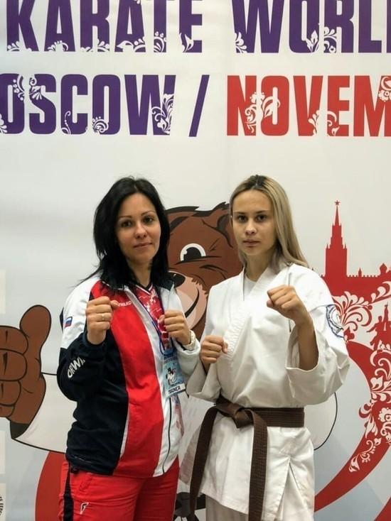 Спортсменка из Ставрополя выиграла первый в истории чемпионат по всестилевому каратэ